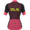 Alé Cycling R-EV1 Marina Bike Jersey Shortsleeve Women pink/black
